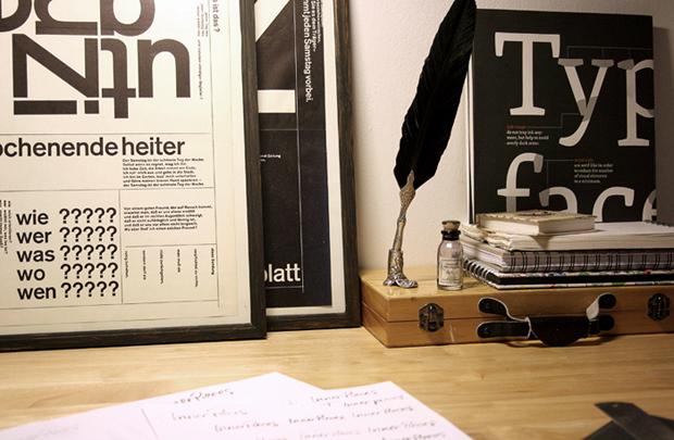 Claire's Desk