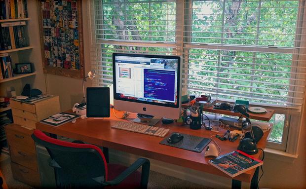 Mike's Desk