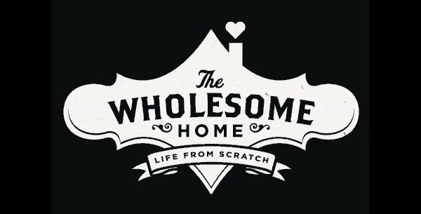 The Wholesome Home logo