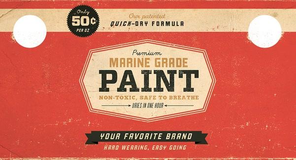 Marine Grade Paint