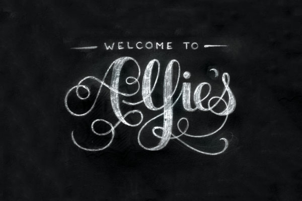 Welcome to Alfie's