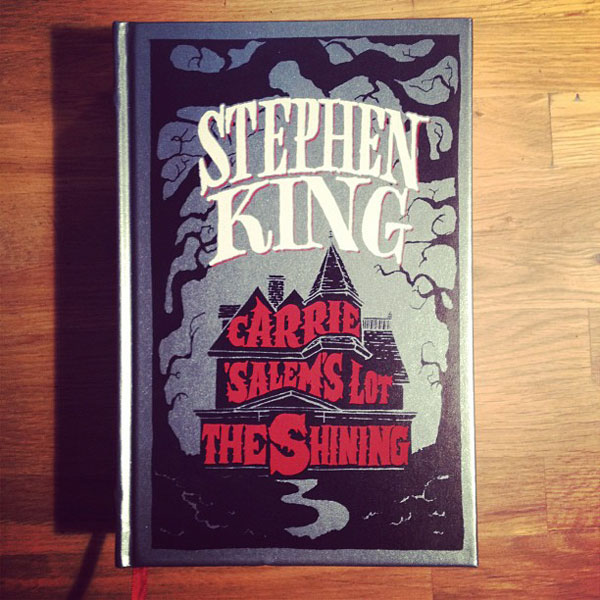 Stephen King book