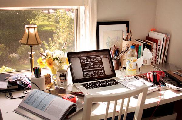 Teresa' Workspace