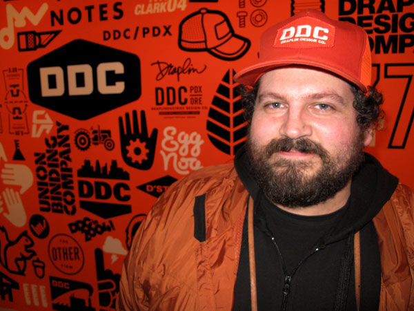 one minute with aaron draplin. Black Bedroom Furniture Sets. Home Design Ideas