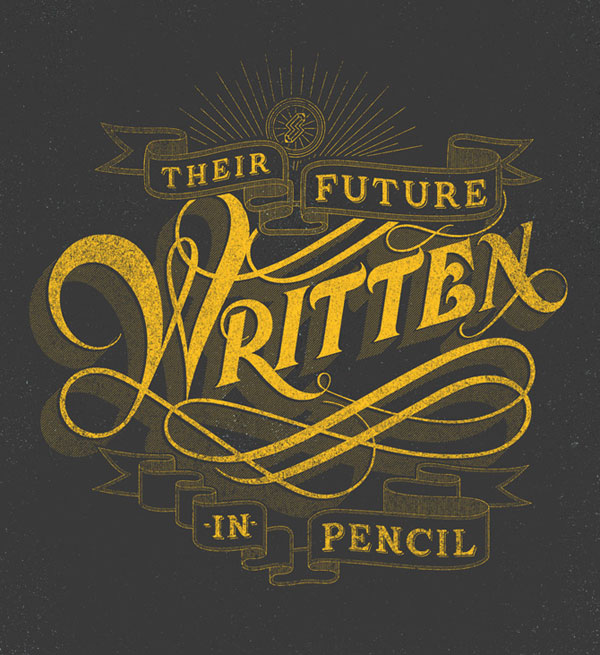 Their Future Written In Pencil