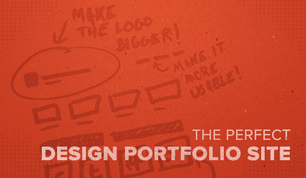 The Perfect Design Portfolio