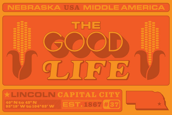 "Been Everywhere Project - ""The Good Life"" (Nebraska) - Evan Huwa"