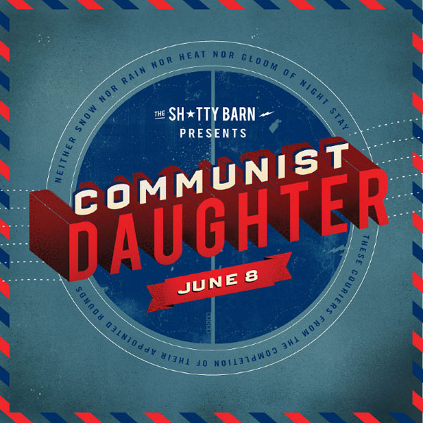 Communist Daughter - Erin Fuller Interview