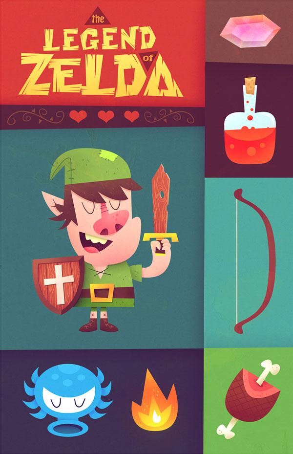 The Legend of Zelda - Matt Kaufenberg Interview
