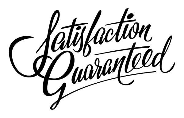 Satisfaction Guaranteed - James T Edmondson