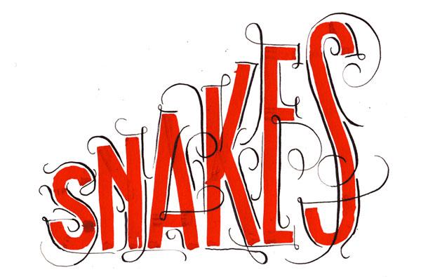 Snakes - James T Edmondson