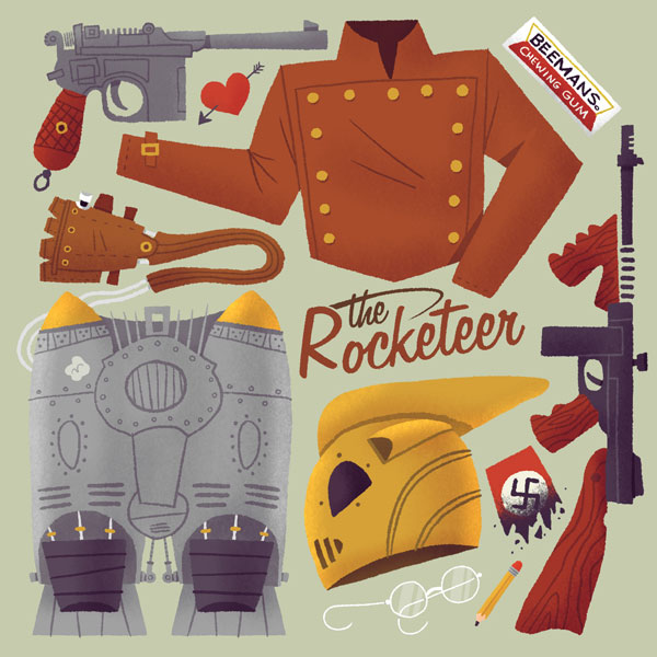 The Essentials Of The Rocketeer - Matt Kaufenberg Interview