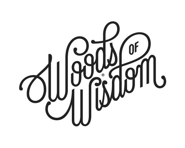 Woods of Wisdom - James T Edmondson