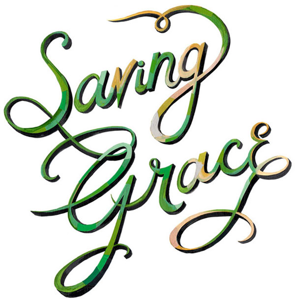 Saving Grace - Darren Booth Interview