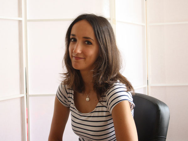 Claire Coullon Interview