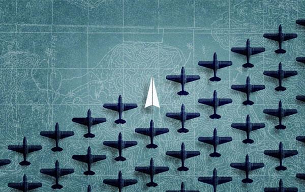 Aeroplanes - Matt Stevens Interview