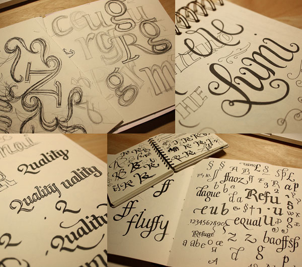 Sketchbooks - Claire Coullon Interview