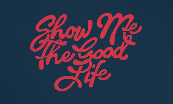 Show Me The Good Life - Jeffrey Buchanan Interview