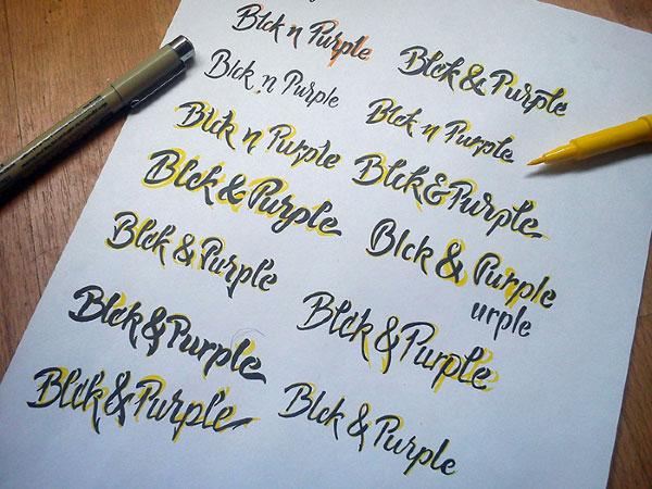 Blck & Purple - Joachim Vu Interview