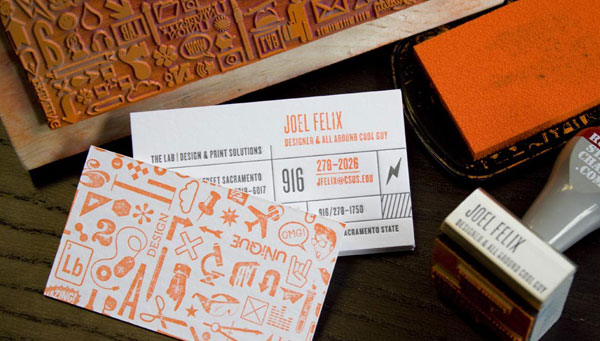 Business Card - Joel Felix Interview