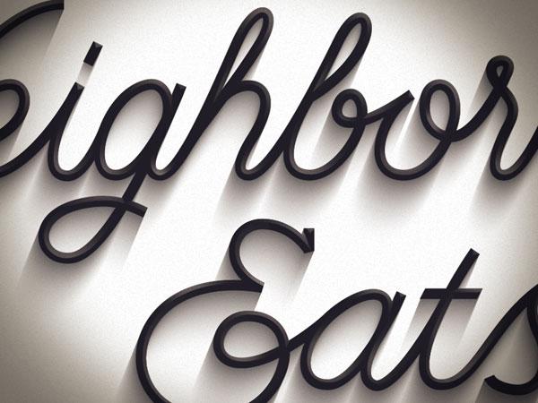 Neighborhood Eats - Jordan Metcalf Interview