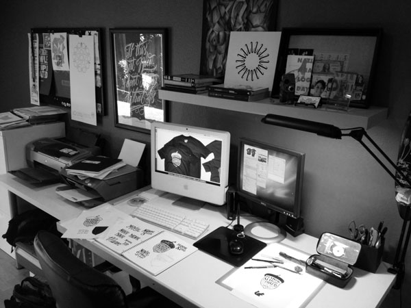 Joel's Workspace - Joel Felix Interview