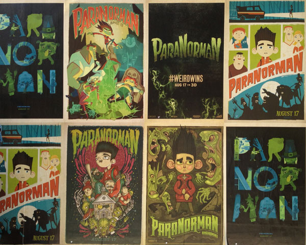 Paranorman - Graham Erwin Interview