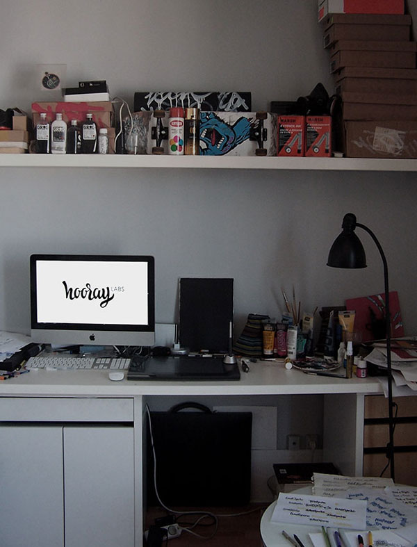 Workspace - Joachim Vu Interview