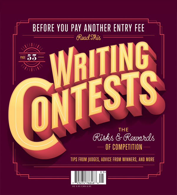 Writing Contests - Jordan Metcalf Interview