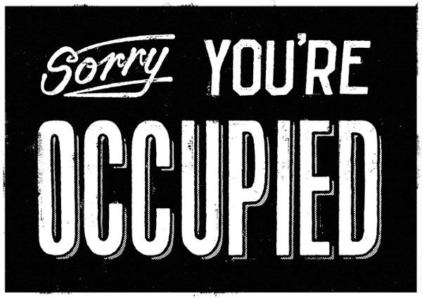 Sorry You're Occupied - Dan Cassaro Interview