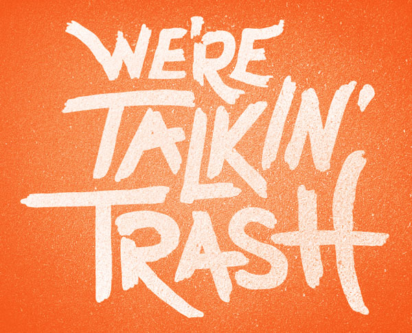 We're Talkin' Trash - James Graves Interview