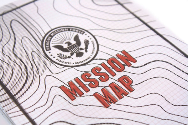 Mission Map - Justin Schafer Interview