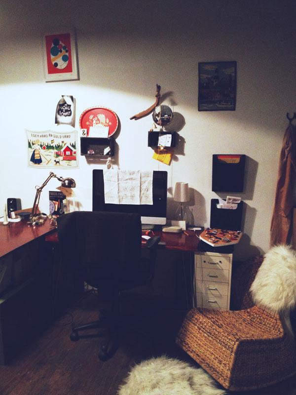 Workspace - Liz Meyer Interview