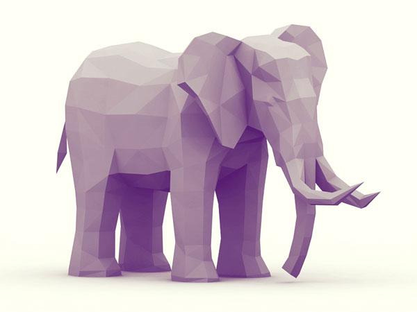 Low-Poly Elephant - Timothy J. Reynolds Interview