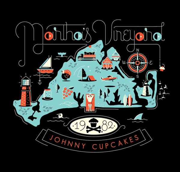 Martha's Vineyard, Johnny Cupcakes - Chris DeLorenzo Interview