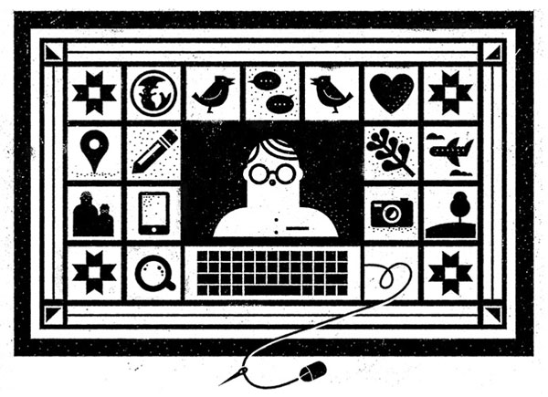 Wired Illustration - Chris DeLorenzo Interview