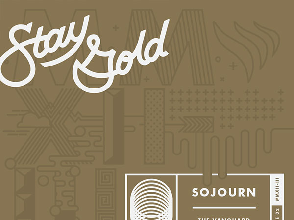 Stay Gold - John Choura Interview