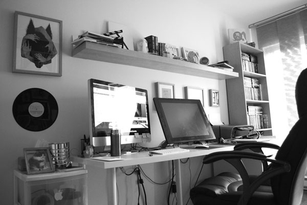 Workspace - Marie Bergeron Interview