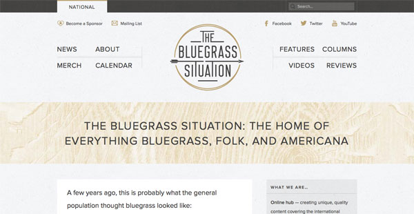 The Bluegrass Situation - Gerren Lamson Interview
