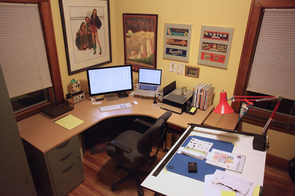 Workspace - Mark Simonson Interview