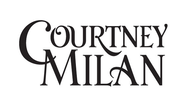 Courtney Milan Logo - Laura Worthington Interview